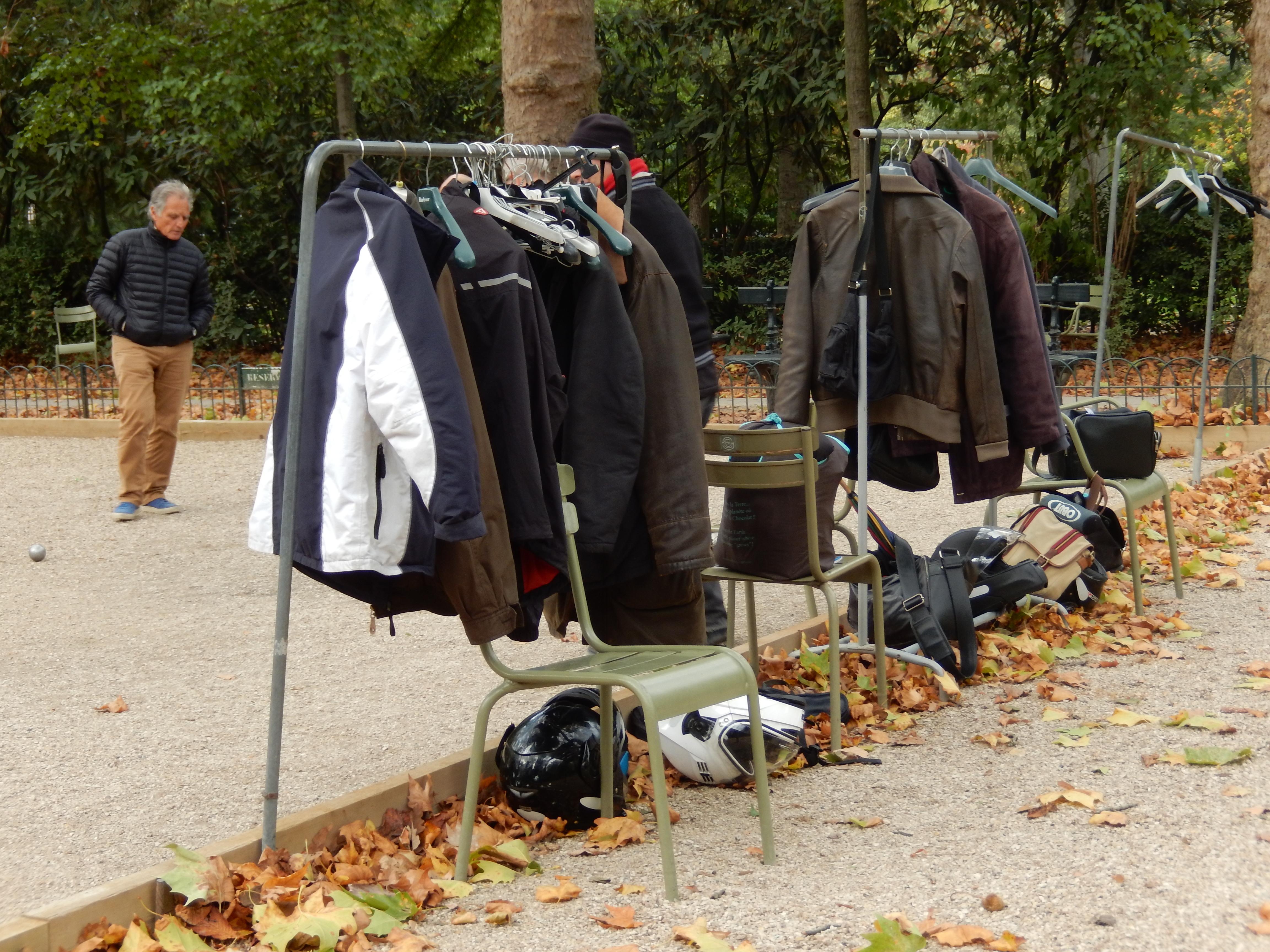 The coat rack :-)